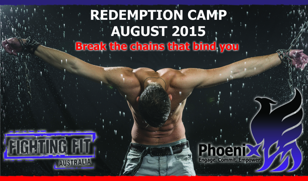 Redemption camp new