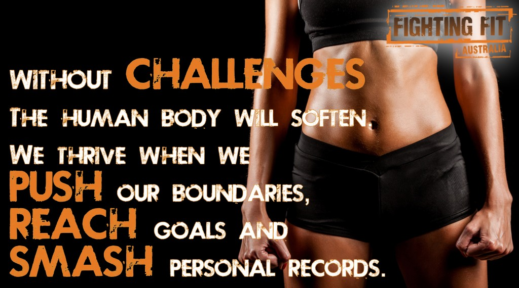 Without challenges Poster