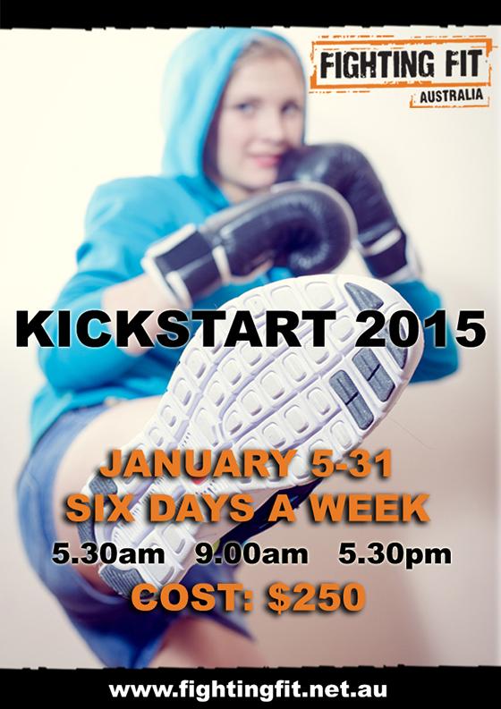 Kickstart 2015