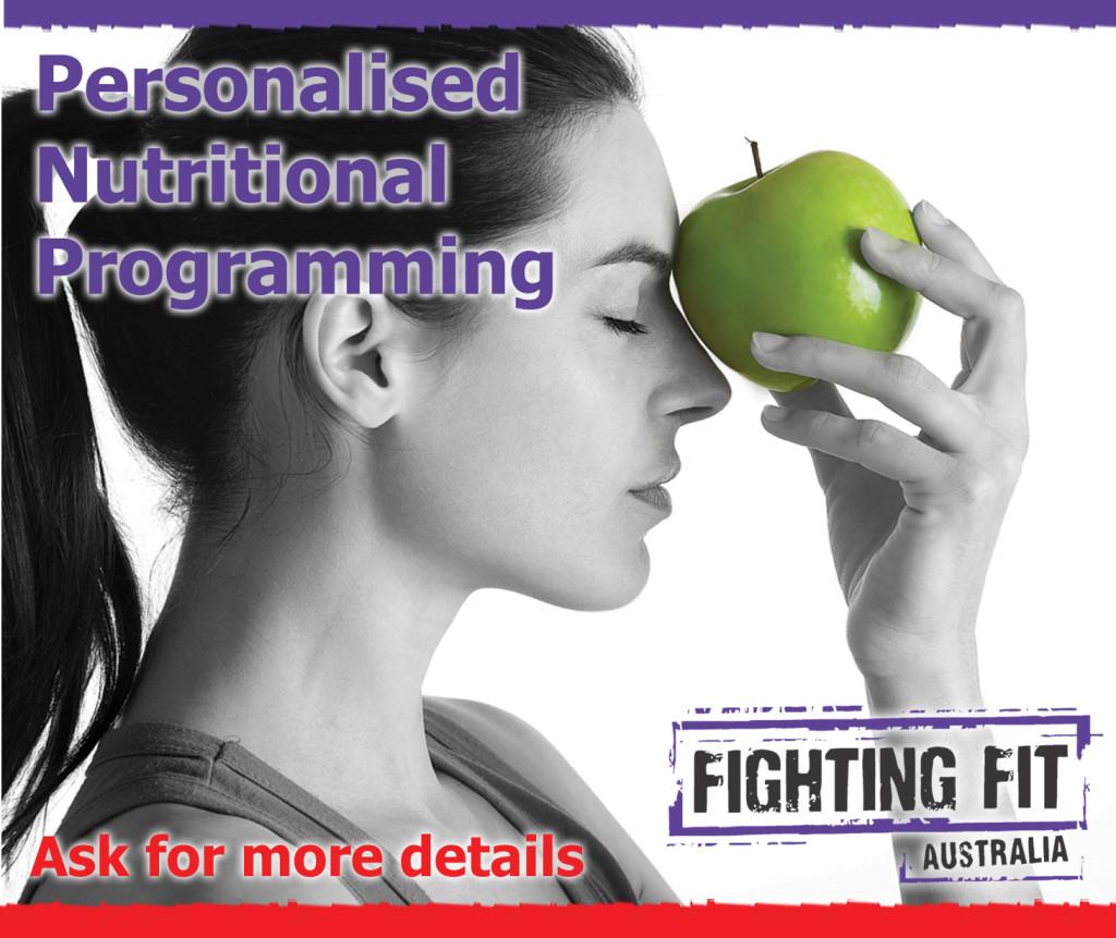 nutritional programming